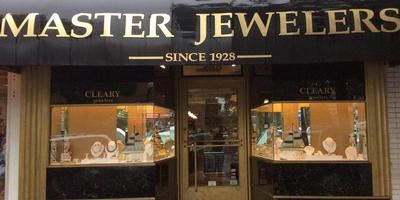 New Website Sparkles for Cleary Jewelers